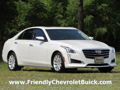 Elegant 2016 Cadillac CTS For Sale VIN: 1G6AP5SX9G0114017