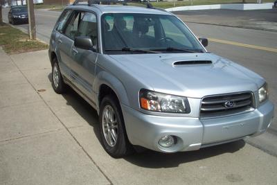 2004 Subaru Forester 2.5 XT for sale VIN: JF1SG69604H706509