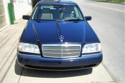 1996 Mercedes-Benz C-Class C220 for sale VIN: WDBHA22E0TF386228