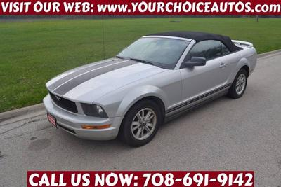 2006 Ford Mustang  for sale VIN: 1ZVFT84N165101580