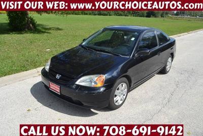 2002 Honda Civic EX for sale VIN: 1HGEM22932L107600