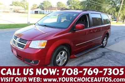 2009 Dodge Grand Caravan SXT for sale VIN: 2D8HN54X29R552614