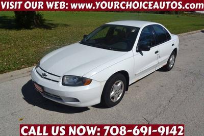 2004 Chevrolet Cavalier  for sale VIN: 1G1JC52F147161733
