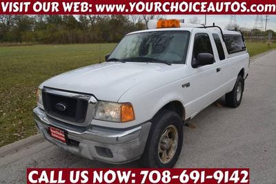 2005 Ford Ranger Edge SuperCab for sale VIN: 1FTYR45E15PA77883