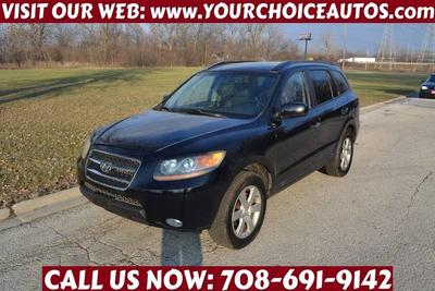 2008 Hyundai Santa Fe Limited for sale VIN: 5NMSH73E28H135431