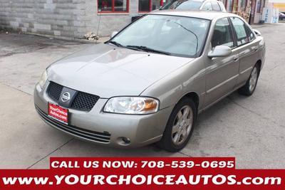 2005 Nissan Sentra 1.8 S for sale VIN: 3N1CB51D15L561973