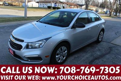 2015 Chevrolet Cruze LS for sale VIN: 1G1PA5SH4F7160449