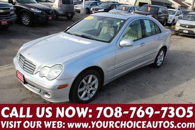2007 Mercedes-Benz C-Class C280 4MATIC for sale VIN: WDBRF92H37F930574
