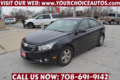 2012 Chevrolet Cruze LT for sale VIN: 1G1PF5SC9C7101396