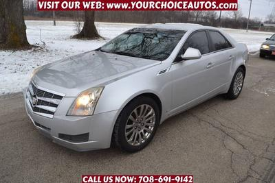 2009 Cadillac CTS  for sale VIN: 1G6DF577X90168969