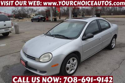 2001 Dodge Neon Highline for sale VIN: 1B3ES46C11D168217