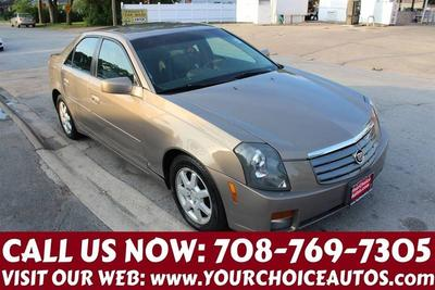 2007 Cadillac CTS  for sale VIN: 1G6DM57T170144818
