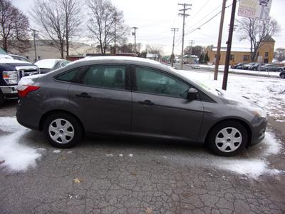 2013 Ford Focus S for sale VIN: 1FADP3E25DL320661