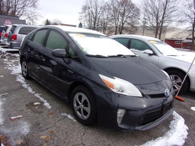 2012 Toyota Prius Four for sale VIN: JTDKN3DU9C1546545