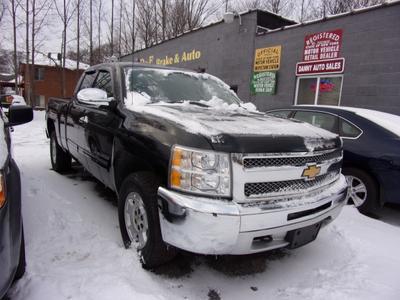 2013 Chevrolet Silverado 1500 LT for sale VIN: 1GCRKSE79DZ114289