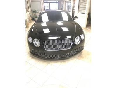 2012 Bentley Continental GT  for sale VIN: SCBFR7ZA8CC070632