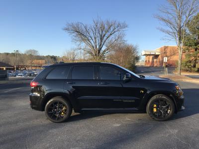 2018 Jeep Grand Cherokee Trackhawk for sale VIN: 1C4RJFN95JC254110