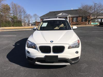 2014 BMW X1 sDrive28i for sale VIN: WBAVM1C53EVW49791