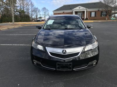 2012 Acura TL Technology for sale VIN: 19UUA9F59CA002660