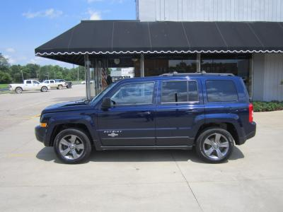 2014 Jeep Patriot Latitude for sale VIN: 1C4NJPFB6ED660385