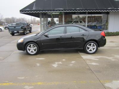 2008 Pontiac G6  for sale VIN: 1G2ZG57N684110089