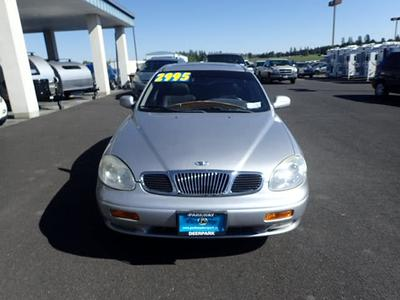 2001 Daewoo Leganza  for sale VIN: KLAVA69211B309449