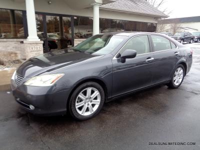 2007 Lexus ES 350  for sale VIN: JTHBJ46G172110425