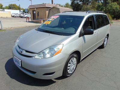 2008 Toyota Sienna LE for sale VIN: 5TDZK23C78S122849