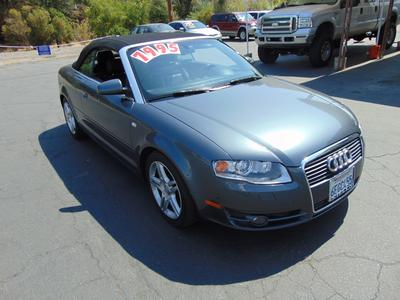 2008 Audi A4 2.0T for sale VIN: WAUAF48H18K014765