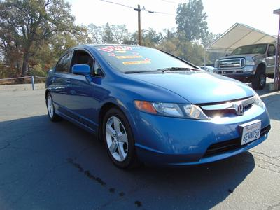 2008 Honda Civic EX for sale VIN: 1HGFA15818L013914