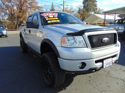 2006 Ford F-150 XLT SuperCrew for sale VIN: 1FTPW14596KB83162
