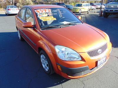 2009 KIA Rio LX for sale VIN: KNADE223596471400