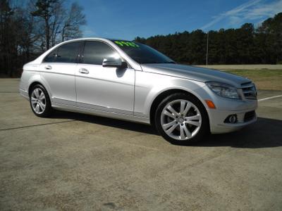 2011 Mercedes-Benz C-Class C 300 for sale VIN: WDDGF5EB1BR180758