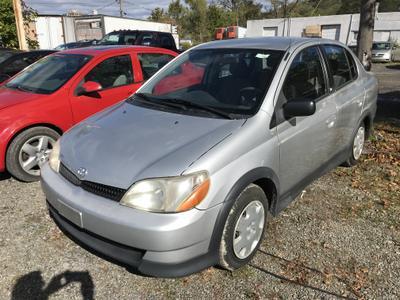 2001 Toyota Echo Base For Sale Vin Jtdbt123410129874