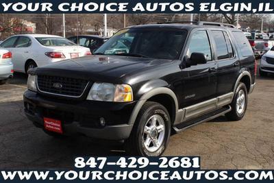 2002 Ford Explorer XLT for sale VIN: 1FMZU73E72ZB15846