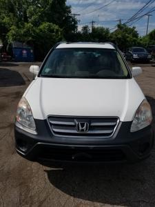 2005 Honda CR-V EX for sale VIN: JHLRD78865C055107
