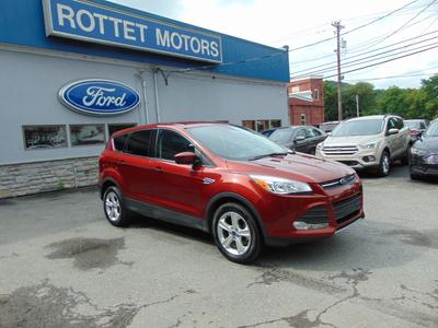 2015 Ford Escape SE for sale VIN: 1FMCU9GX0FUC39702