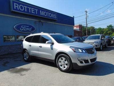 2014 Chevrolet Traverse 2LT for sale VIN: 1GNKRHKD7EJ131612