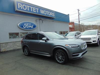2017 Volvo XC90 Hybrid T8 Inscription for sale VIN: YV4BC0PL0H1111408