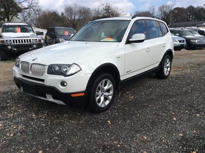 2010 BMW X3 xDrive30i for sale VIN: WBXPC9C47AWJ35485