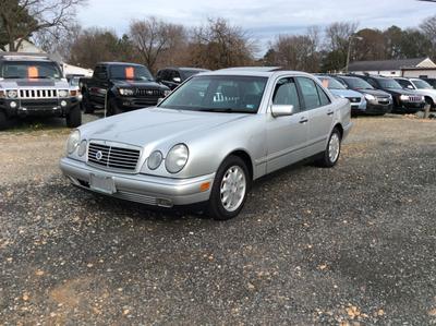 1999 Mercedes-Benz E-Class E320 for sale VIN: WDBJF65H3XA848431
