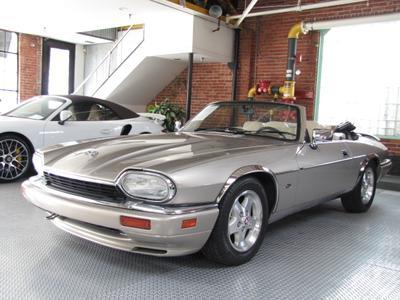 1995 Jaguar XJS  for sale VIN: SAJNX2742SC196922
