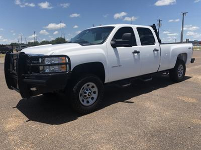 2013 Chevrolet Silverado 3500  for sale VIN: 1GC4KZC81DF138151