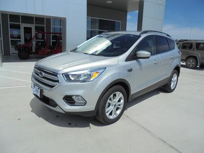 2018 Ford Escape SE for sale VIN: 1FMCU0GD6JUA12038