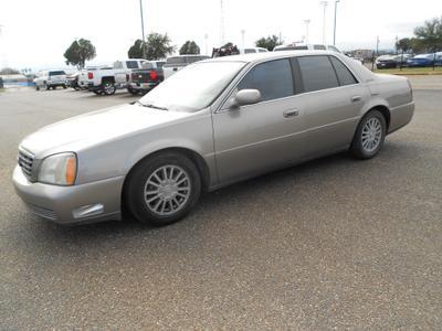 2003 Cadillac DeVille DHS for sale VIN: 1G6KE57Y73U136113