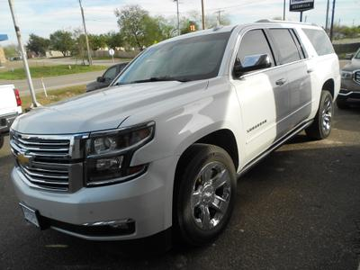 2016 Chevrolet Suburban LTZ for sale VIN: 1GNSCJKC9GR257930