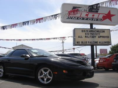 2000 Pontiac Firebird Trans Am for sale VIN: 2G2FV22G4Y2172368