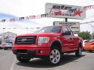 2009 Ford F-150 FX4 SuperCab for sale VIN: 1FTPX14V39KB87984