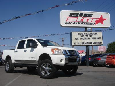 2011 Nissan Titan SL for sale VIN: 1N6AA0EC8BN306807