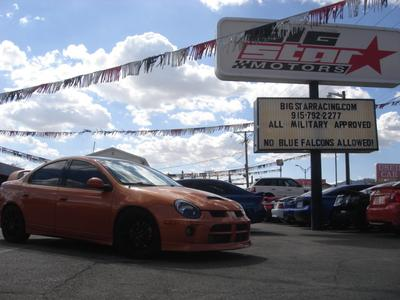 2005 Dodge Neon SRT-4 for sale VIN: 1B3ES66S25D194527